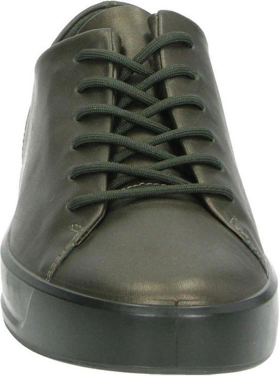 Ecco Soft 8 Dames Sneaker - Groen Maat 39 z9Sbrw
