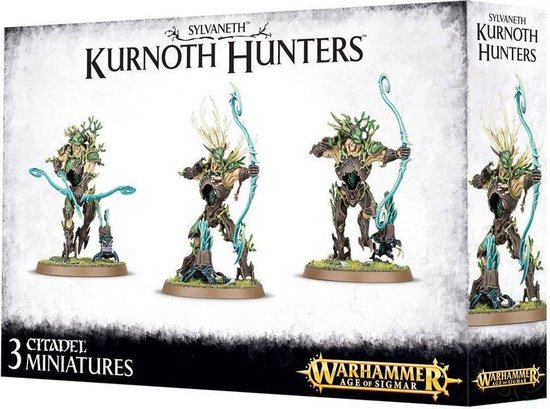 Afbeelding van het spel Age of Sigmar Sylvaneth: Kurnoth Hunters