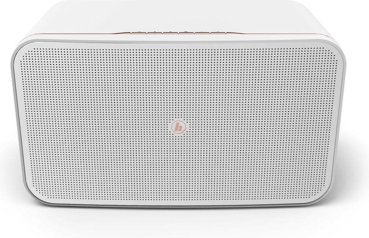"""Hama Smart-speaker """"SIRIUM2100AMBT"""", Alexa/Bluetooth®, wit"""