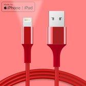 iPhone Oplaadkabel, 2 meter, Limited Edition (Led Lightning)