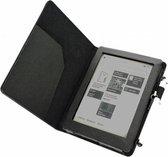 i12Cover - Premium Sleepcover voor Kobo Aura - Zwart
