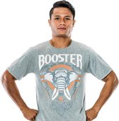 Booster Elephant Tee Grey-M