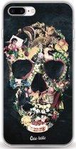 Casetastic Softcover Apple iPhone 7 Plus / 8 Plus - Vintage Skull
