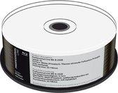 MediaRange MRPL402 25GB BD-R 25stuk(s) Lees/schrijf blu-ray disc