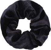 Joboly Scrunchie zwart velvet haarelastiek haarwokkel  - Dames - Zwart