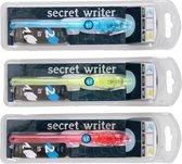2in1 Geheimschrift Pen