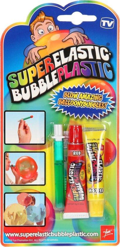 Super elastisch plastic bubble fun