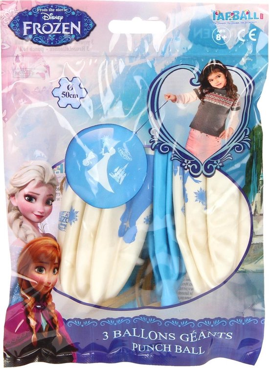 Punchballonnen Disney Frozen