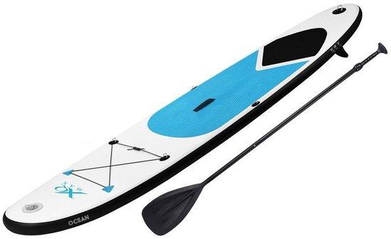 XQ Max 305 KOO940060 SUP Board - Unisex - Maat 305 - Blauw