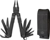 Leatherman Rebar Molle Sheath Zakmes - Multitool - Zwart