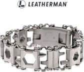 Leatherman - Tread Metrische RVS multitool Armband
