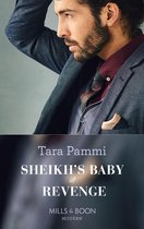 Sheikh's Baby Of Revenge (Mills & Boon Modern) (Bound to the Desert King, Book 1)
