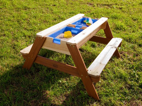 Nick Zand & Water Picknicktafel