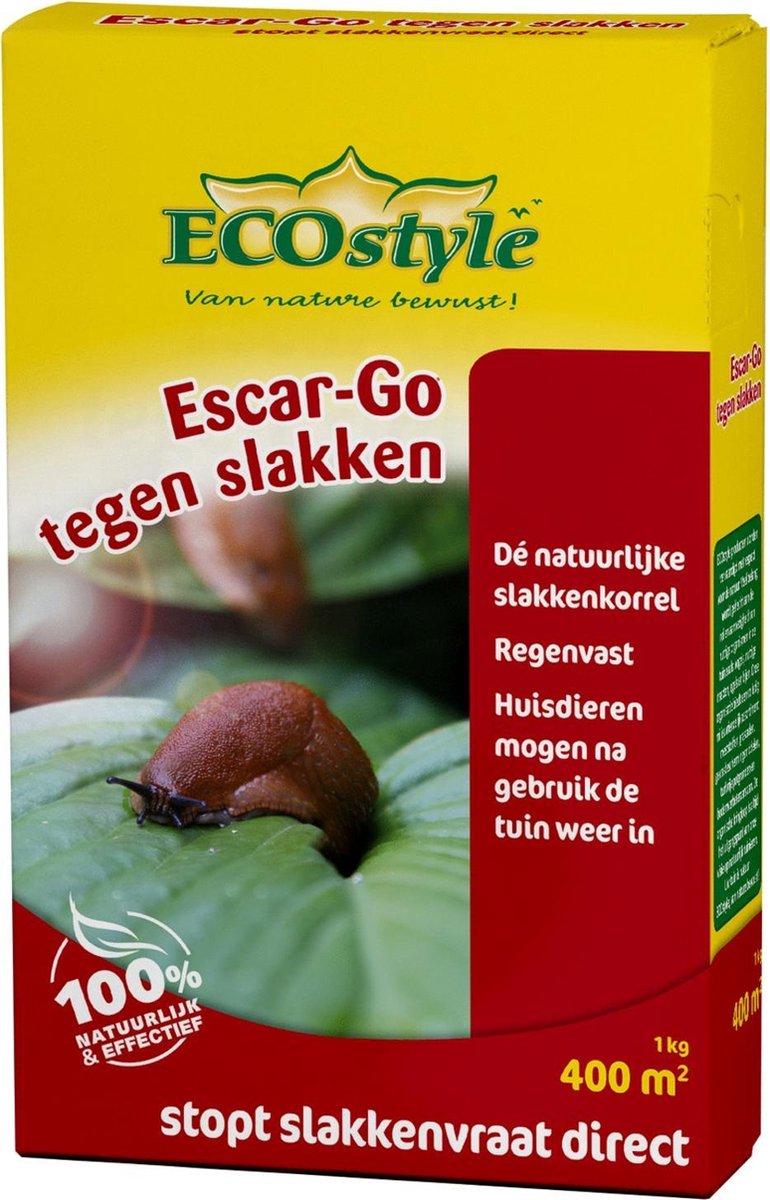 ECOstyle Escar-Go - tegen slakken - 1 kg