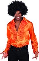 Party shirt oranje M