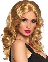 Pruik Celebrity Blond