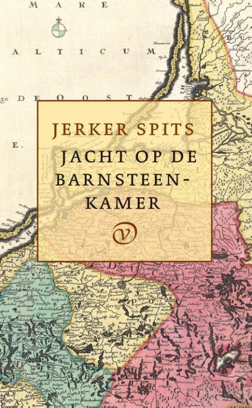 Jacht op de barnsteenkamer - Jerker Spits |