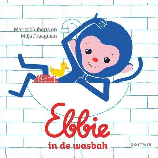 Ebbie in de wasbak - Marjet Huiberts |