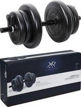 XQ Max Halter 10 Kg - Dumbbell - zwart - 2 stuks