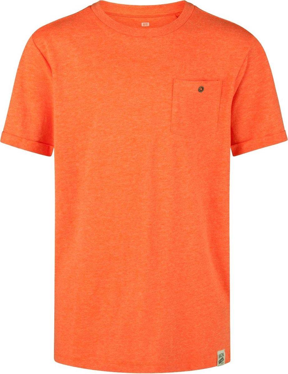 WE Fashion Regular Fit Jongens T-shirt - Maat 122/128 op De Prijzenvolger