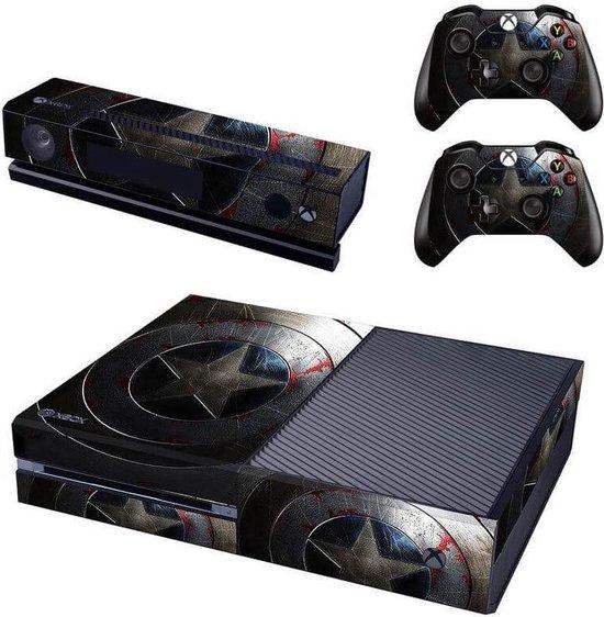 Captain America – Xbox ONE skin