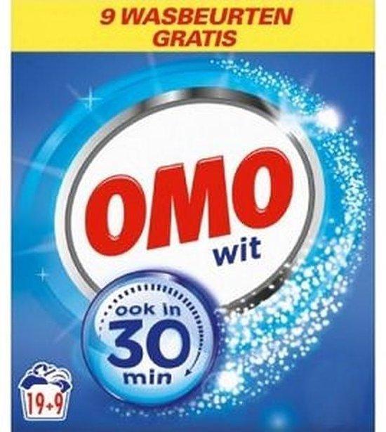 Omo Waspoeder – Wit