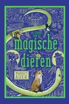 Boek cover De school van de magische dieren van Margit Auer