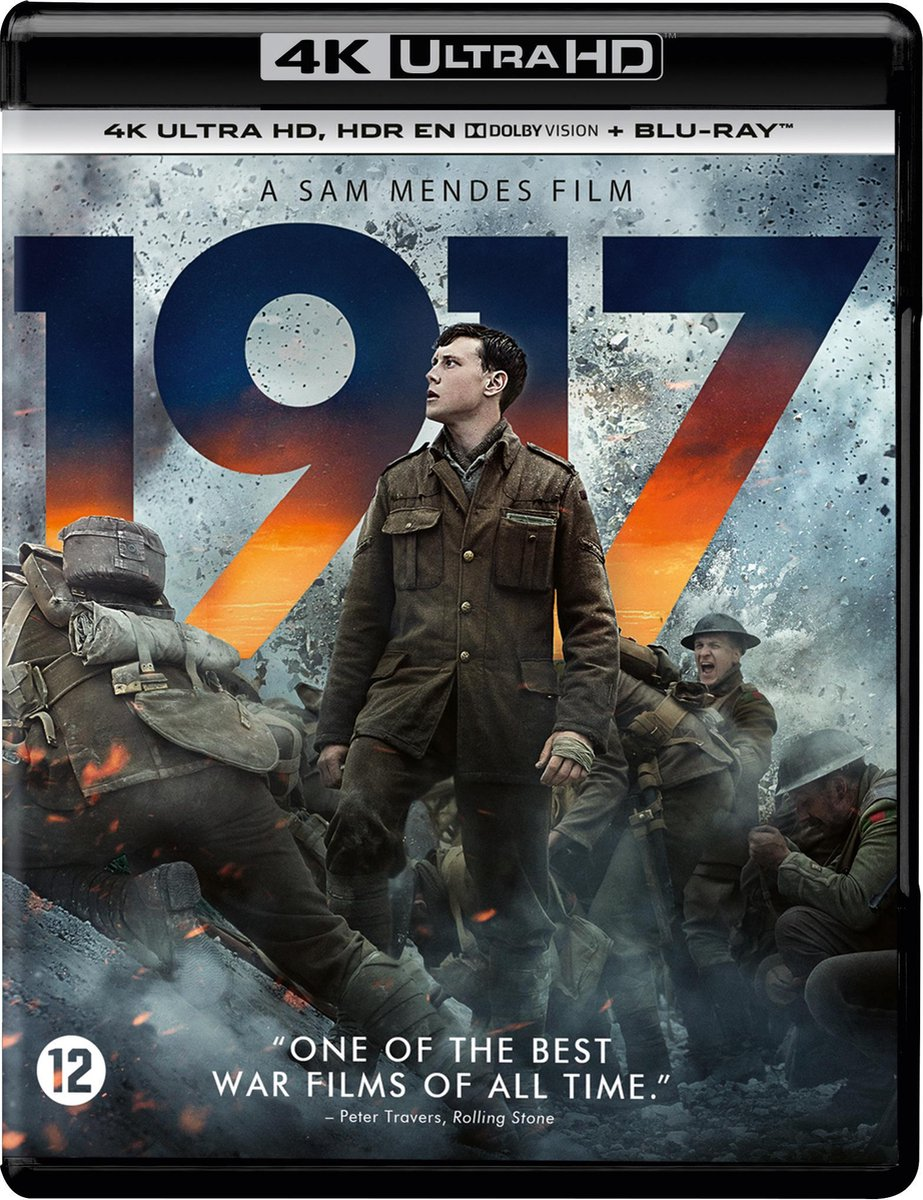 1917 (4K Ultra HD Blu-ray)-