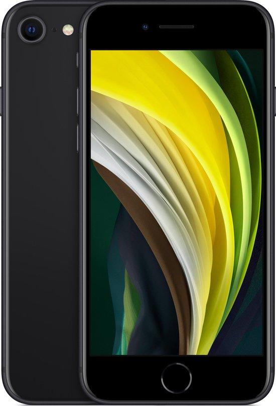 Apple iPhone SE (2020) - 128GB - Zwart