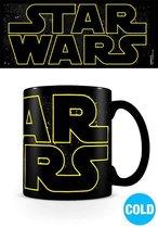 Mok warmtewissel - Star Wars Logo - keramisch
