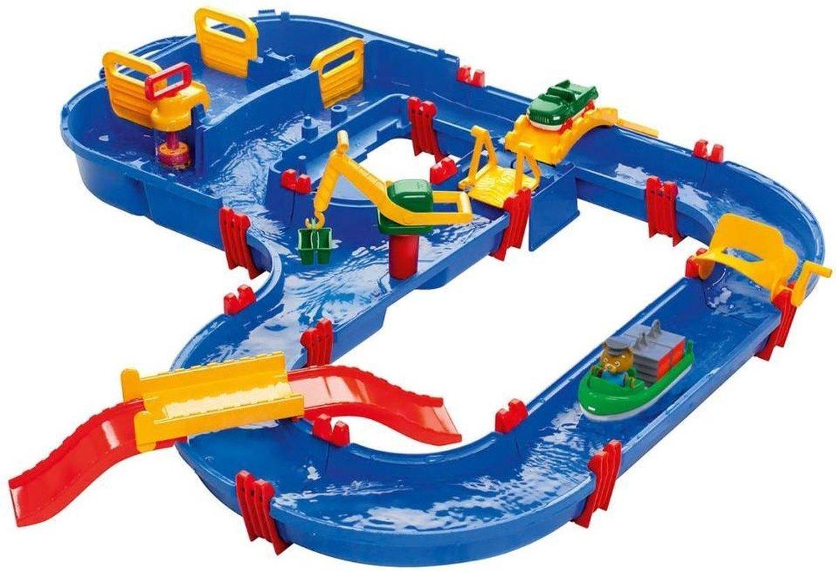 Aquaplay MegaBrug - Waterbaan