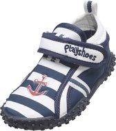 Playshoes UV strandschoentjes Kinderen Maritime - Blauw - Maat 24/25
