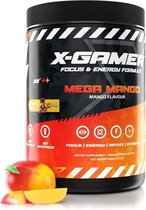 X-Gamer Mega Mango Energy Drink - 60 Serving