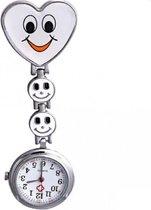 Zuster- Horloge- Verpleger- Hart- extra batterij-charme Bijoux