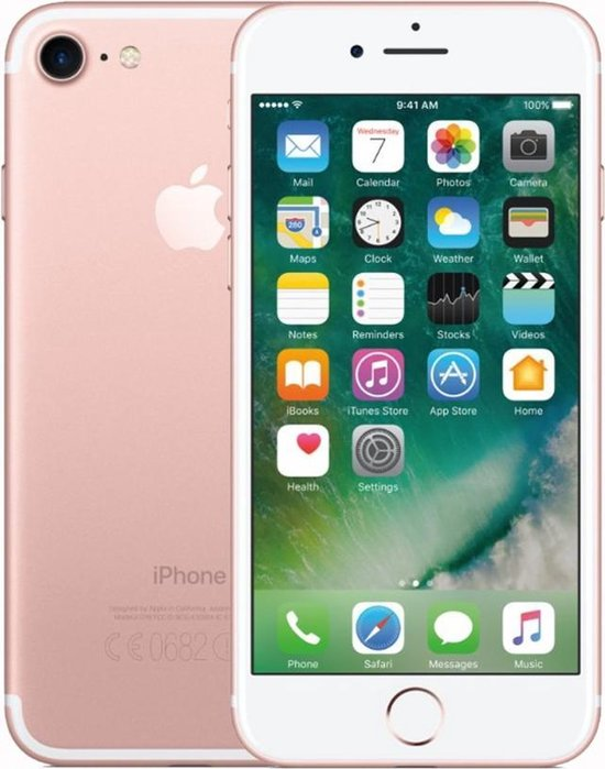 Apple iPhone 7 - 32GB - Roségoud