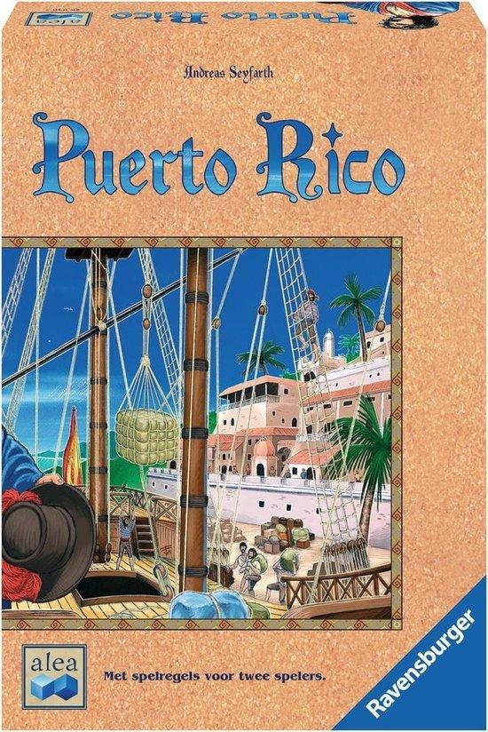 Ravensburger Puerto Rico - Bordspel