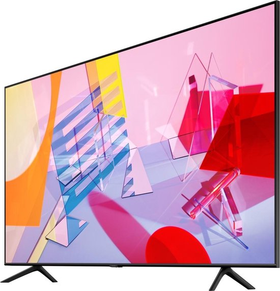 Samsung QE58Q60T - 4K QLED TV (Benelux model)