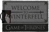 Game Of Thrones Welcome To Winterfell Deurmat