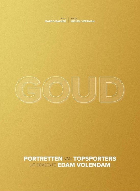 Boek cover Goud van Marco Bakker (Hardcover)