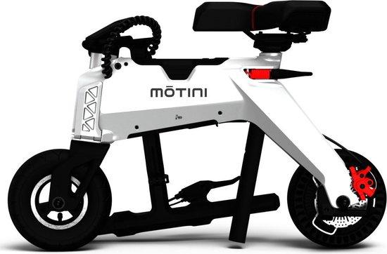 Motini Nano E-Cruiser - E-Bike - Wit