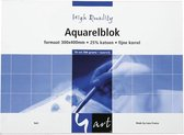 4 Art Aquarelblok 240 x 320 cm 10 vel 325 grams