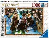 Ravensburger puzzel Harry De tovenaarsleerling - legpuzzel - 1000 stukjes