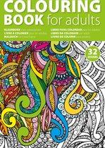 Kleurboek volwassenen - 32 kleurplaten 16 pagina's - Mooi Kleurboek voor volwassenen
