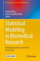 Statistical Modeling in Biomedical Research