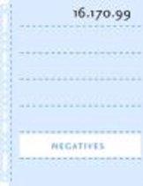 Insteekhoes - Henzo -  10 Pagina's - Negatieven - Transparant