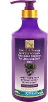 Anti-roos shampoo met brandnetel- en rozemarijnextract
