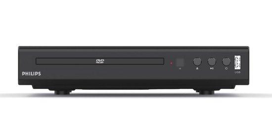 Philips TAEP200 - DVD-speler (2000 series) met CD-ondersteuning (geschikt voor DivX Ultra, MPEG1, MPEG2, MPEG4) en HDMI - Zwart