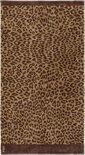 Seahorse Strandlaken - Katoen - Jaguar camel - 100 x 180 cm
