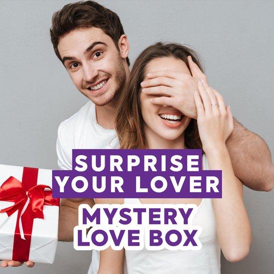 Surprise Gift Box - Deluxe - Voor Stelletjes