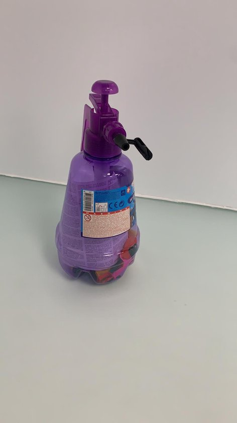 Pomp voor (water)balonnen - Assorti
